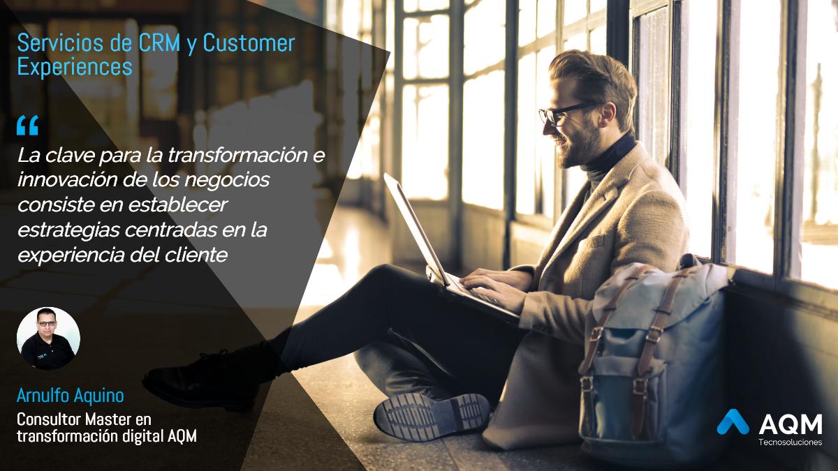 El cliente al centro de la innovación